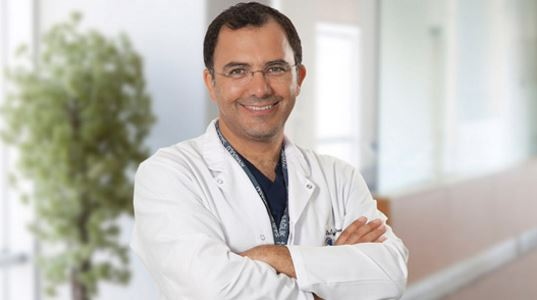 Др. Йозгюр Деврим Кълъч   Главен лекар, Заместник Директор Медицински услуги