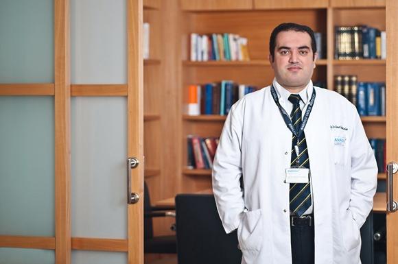 д-р Ахмет Хилисъ Арслан