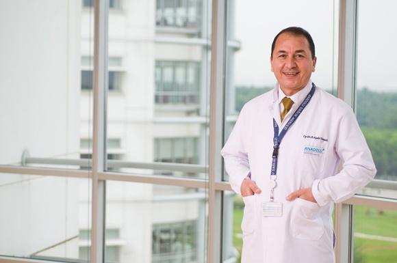 д-р Надир Тосялъ
