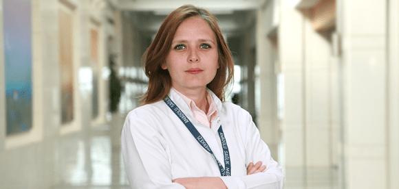 д-р Зейнеп Йълмаз