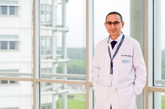 проф. д-р Метин Чакмакчъ